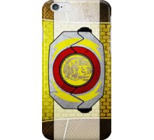 YellowRanger iPhone Case/Skin