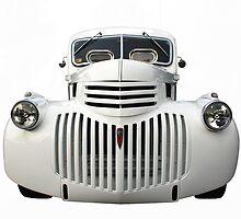Antique White by Ken Fortie