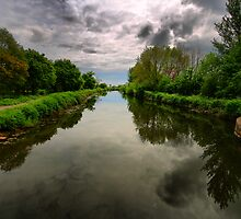 Exeter Canal by Richard Lewis