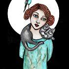 Catnap by Jenny Wood