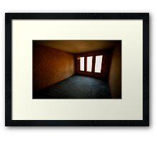Three of Light Framed Print