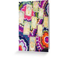 Mystic Tarot Greeting Card