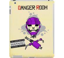 Danger Room iPad Case/Skin
