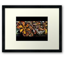 Vale of the Beaten Hearts Framed Print