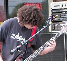 Devan Stigmata Bass by izzybeth
