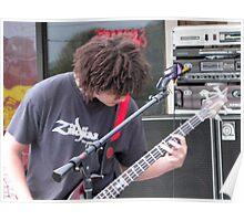 Devan Stigmata Bass Poster