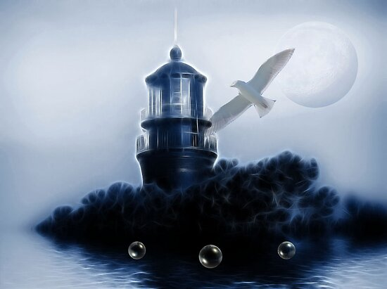 Nights At The Lighthouse by Angi Baker