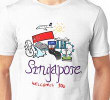 Beautiful Singapore Unisex T-Shirt