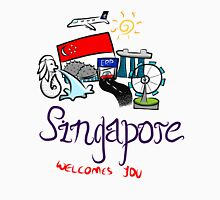 Beautiful Singapore Unisex T-Shirt