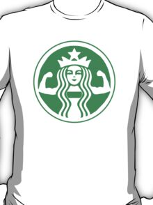 Sbucks Workout Tank T-Shirt