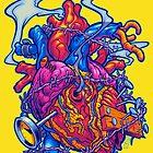 BUSTED HEART by beastpop
