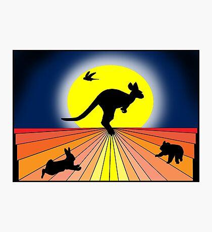 Quintessential Oz  Photographic Print