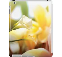 Faith Flower iPad Case/Skin