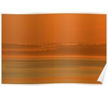 Amazing Sunrise Colours Poster
