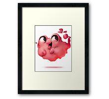Morph! Framed Print