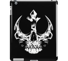 the dark side iPad Case/Skin