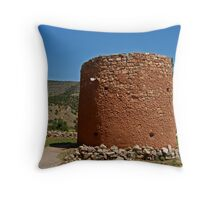 Torren in Lincoln, New Mexico Throw Pillow