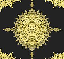 The Golden Sun by haidishabrina
