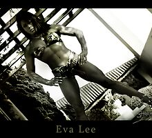 On your knees! by Eva  Lee