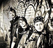 3 Amigos by Daniel Bullock