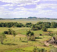 Arnhem Land Panorama, Kakadu National Park, Northern Territory, Australia by Adrian Paul