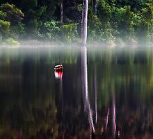 The Bouy by Peter Evans