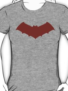 Red Hood Logo T-Shirt