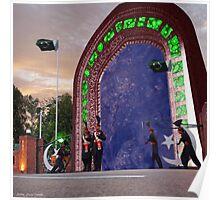 Wagah Stargate Poster