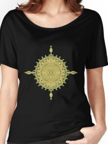 The Golden Sun Women's Relaxed Fit T-Shirt