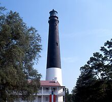 Pensacola Lighthouse by Roger Otto