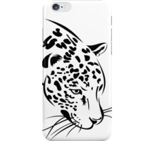 Jaguar head iPhone Case/Skin