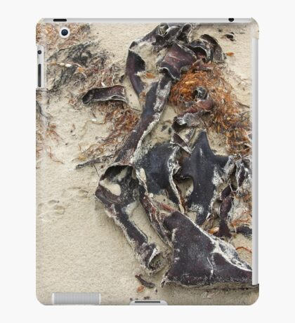 sea sculptures  iPad Case/Skin