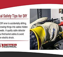 Electrical Safety Tips for DIY by betterelec