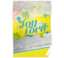 Joy in the Lord Poster