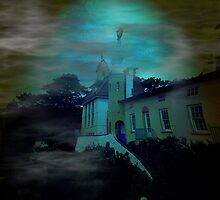 Haunted Village by karenlynda
