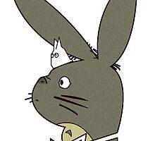 Totoro Boy by thorbahn3