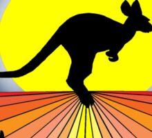 Quintessential Oz  Sticker