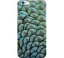 Beautiful Elegant Peacock Feathers iPhone Case/Skin