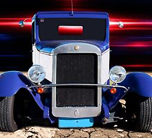 Dodge Ute by Peter Evans