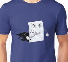 Paper Cut Unisex T-Shirt