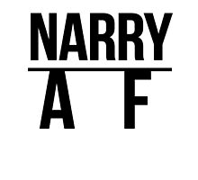 NARRY AF PHONE CASE. by Yireen Alberto