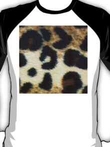 Spotted Leopard Print T-Shirt