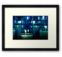Lights of Our Lady Framed Print