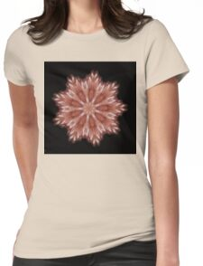 Vintage Jewelry Antique Pearls Kaleidoscope Womens Fitted T-Shirt