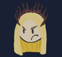 Displeased Thranduil Kids Tee