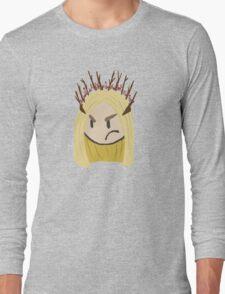 Displeased Thranduil Long Sleeve T-Shirt