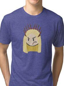 Displeased Thranduil Tri-blend T-Shirt