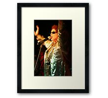 Spank You Very Much ... Framed Print