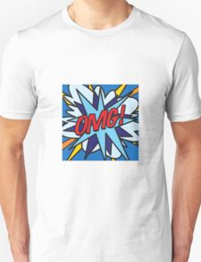 Comic Book OMG! T-Shirt