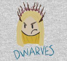 Thranduil: D W A R V E S One Piece - Long Sleeve